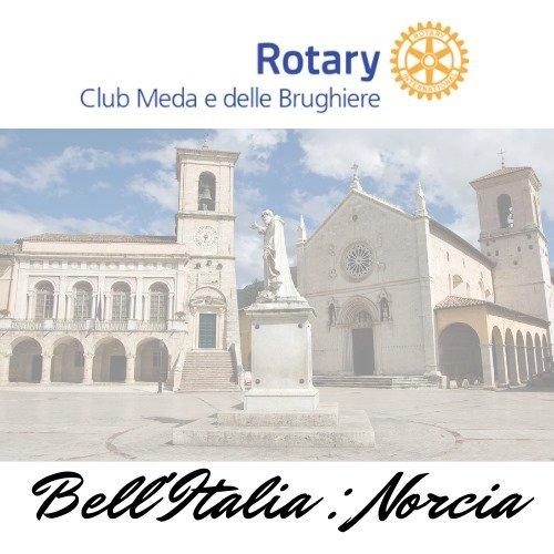 Programma Bell'Italia: norcia