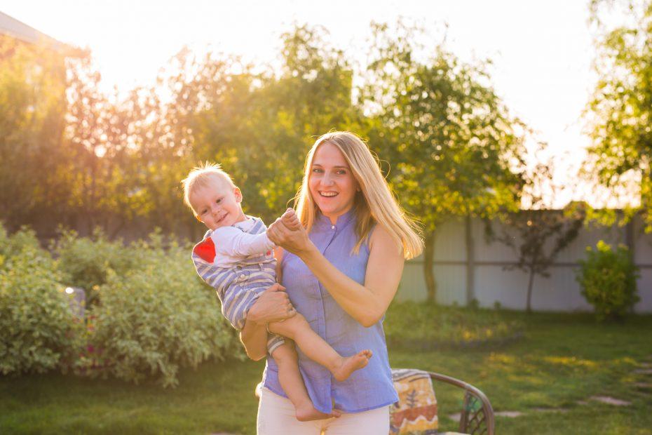 Il benessere di mamma e figli