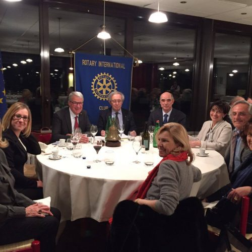 Rotary Clyb Meda e delle brughiere